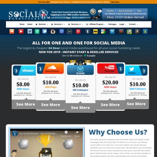 SocialMarketeers