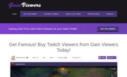 GainViewers