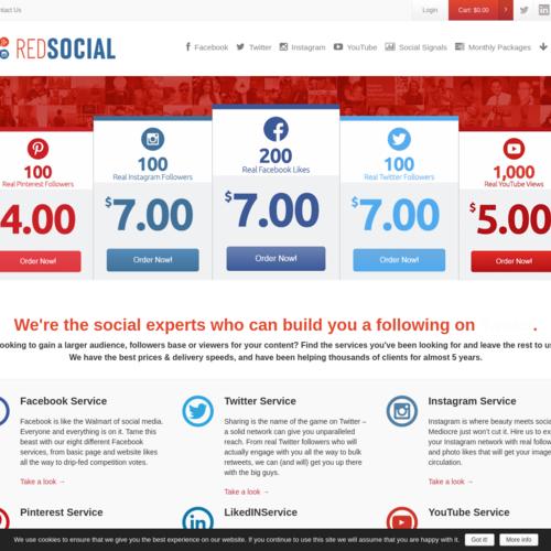 RedSocial