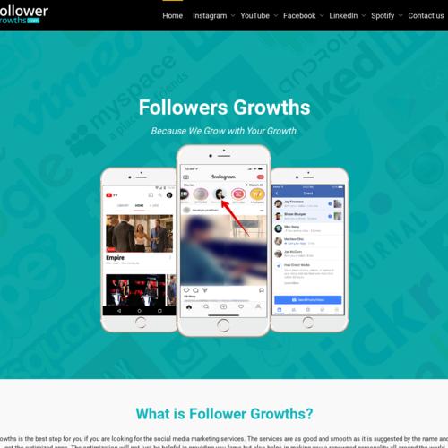 FollowersGrowths
